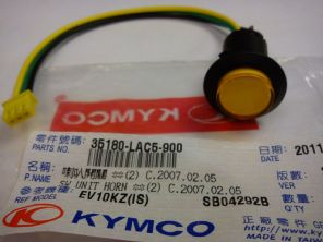 Kymco Mobility Scooter Horn Switch / Button